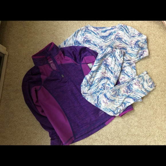 LL Bean Long Underwear 6x-7